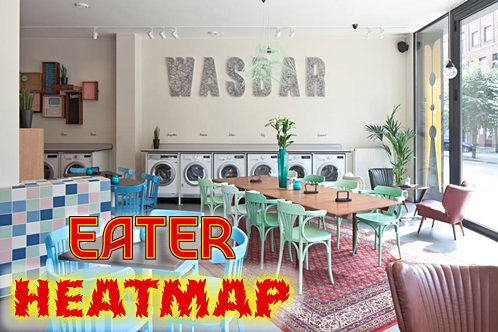 The Eater Belgium Heatmap