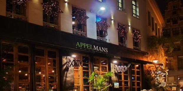 Brasserie Appelmans, Antwerpen