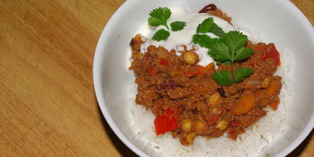 Makkelijke Chili Con Carne