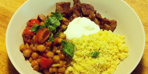 Marokkaans Lamsvlees met Couscous
