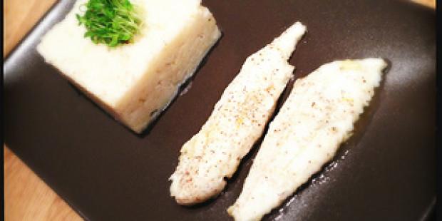 [Voedselzandloper Recept] Pladijs Filet met Puree van Knolselder
