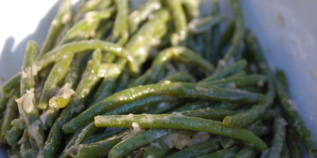 Simpele Bonen Salade