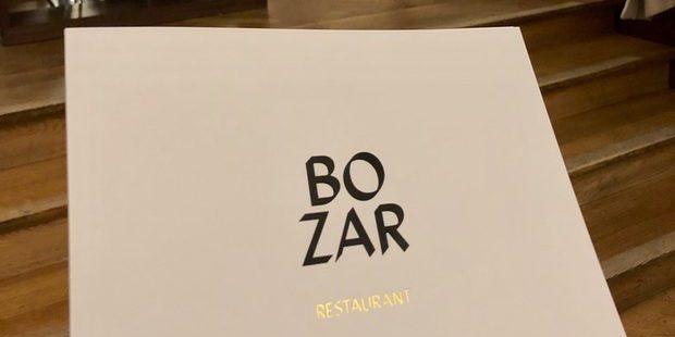 Bozar Restaurant, Karen Torosyan – Brussel