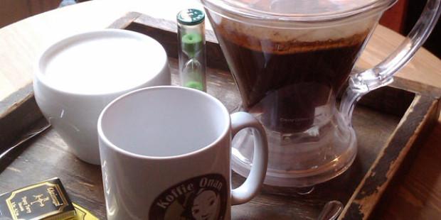 Koffie Onan, Leuven