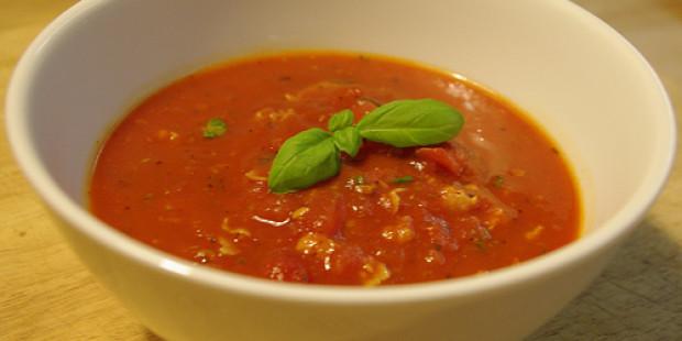 Snelle Tomatensaus